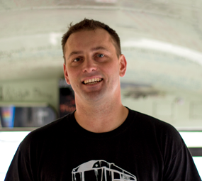 Austin Bonds, CEO and Founder of Metro Relief