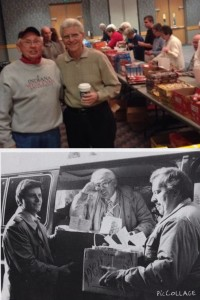 30 years ago this small team provided Fruit Baskets for students delivered to their dorm rooms.