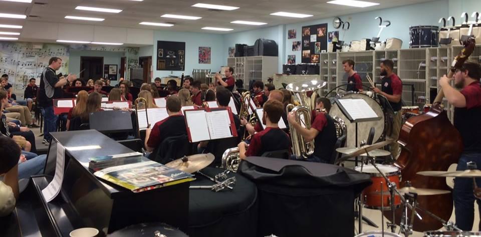 Wheaton Academy Music Clinic