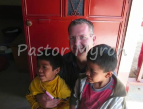 Image taken during one of their mission trips.