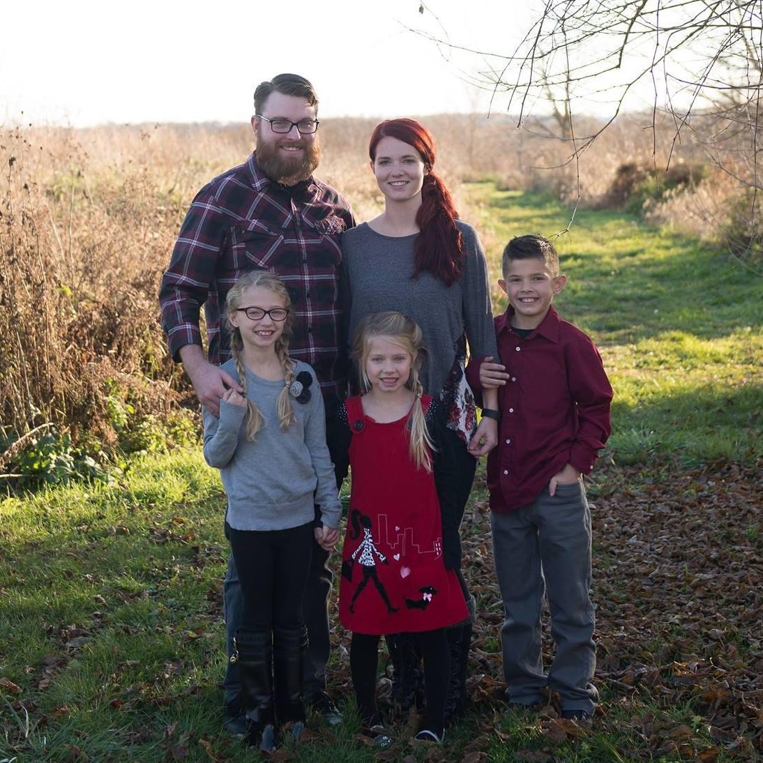 Justin Landis & Family